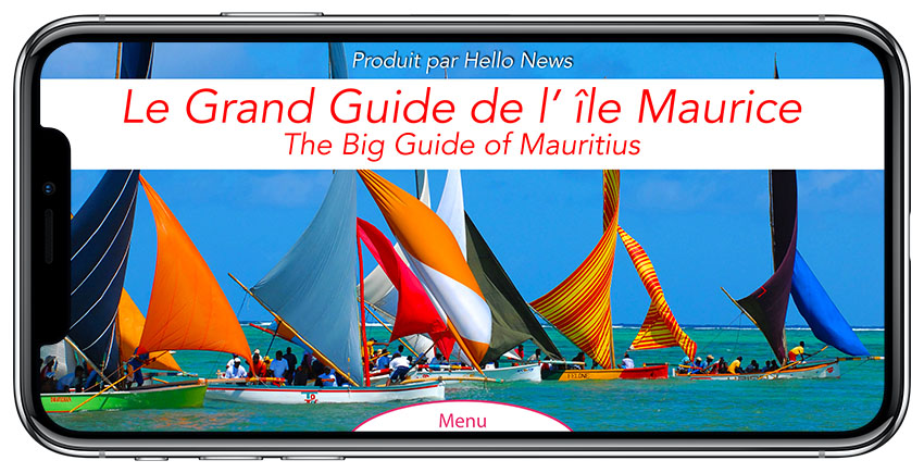 Le Grand Guide de l' île Maurice sur iPhone iPad